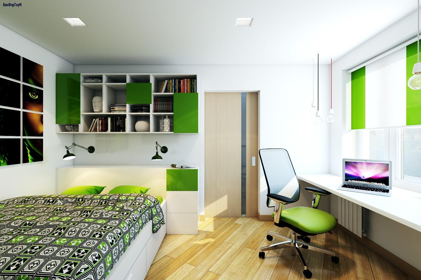 Интерьер 2-Х Комнатной Квартиры 46 Кв. М. within 83 Потрясающие Дизайн Трехкомнатной Квартиры В Панельном Доме
